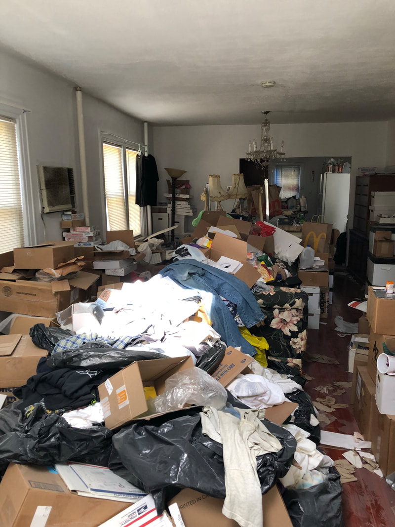 ventura cleanout of hoarder house
